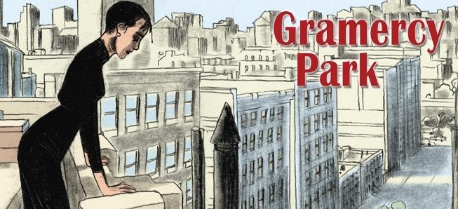 Les originaux de Gramercy Park exposés à Paris !