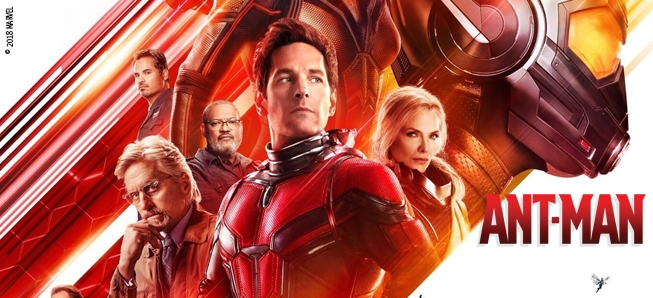 Ant-Man est de retour face à la Guêpe !