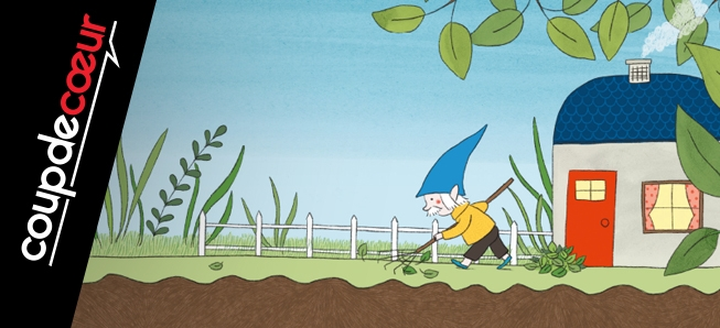 Une seule graine et tout le jardin est chamboulé !