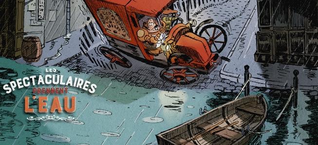 Les Spectaculaires sauveront-ils Paris inondé du terrible Marsouin ?