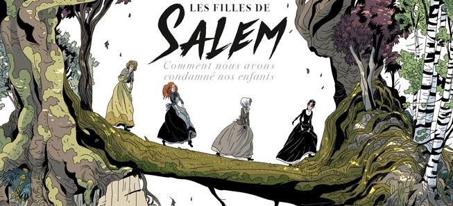 Thomas Gilbert raconte pourquoi il a choisi Salem comme sujet...