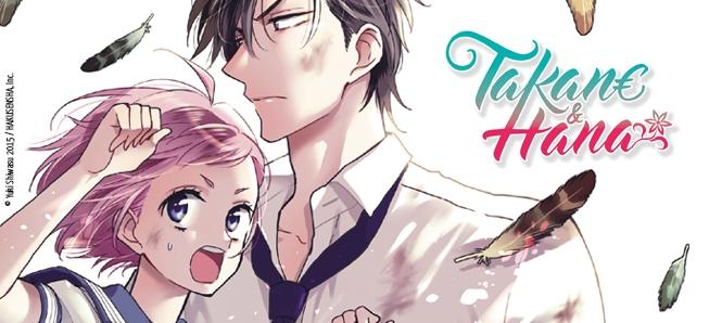 L'heure est aux confrontations pour Takane et Hana !