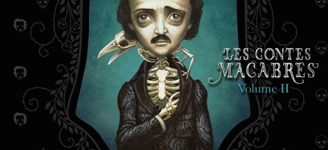 Plongez dans les tréfonds de l'âme humaine avec ces nouveaux contes macabres...