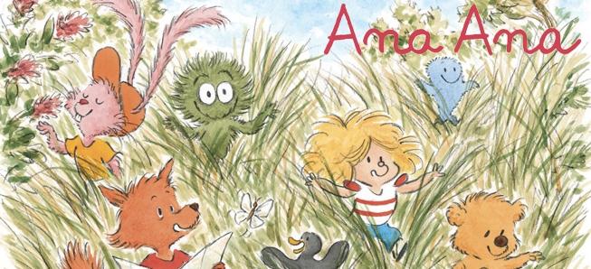Les adorables Pico Bogue et Ana Ana sont de retour !