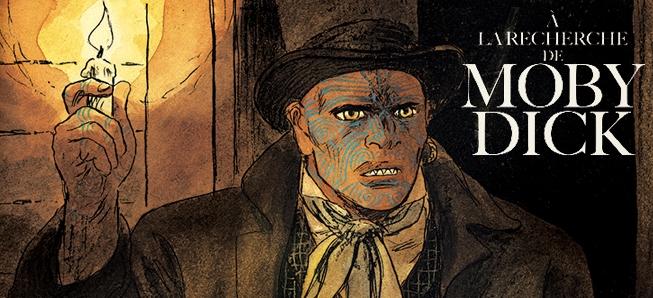 Pour le 200e anniversaire de Melville, une nouvelle vision d'Achab...