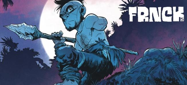 Frnck va croiser la route de cannibales !
