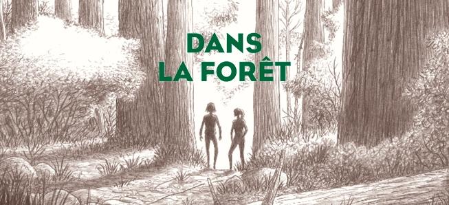 Lömig raconte son voyage dans la forêt de Hegland.