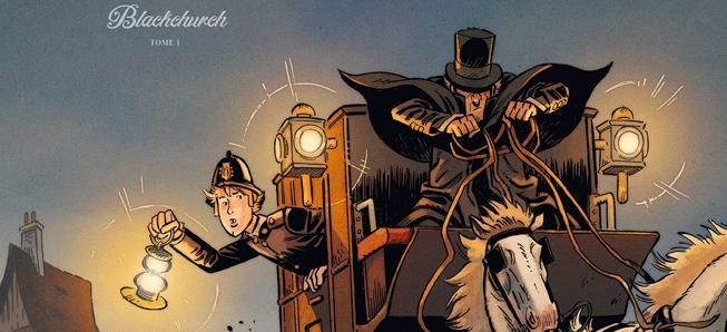 Lord Harold mène l'enquête dans l'Angleterre victorienne...