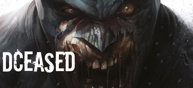Les zombies envahissent l'univers DC !