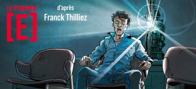 L'adaptation en bande dessinée du célèbre roman de Franck Thilliez !