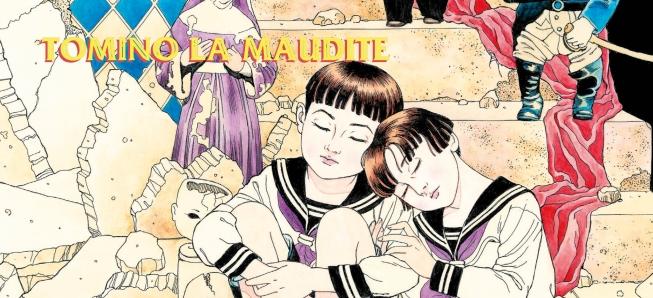 Le dernier ouvrage en date du grand maître de l'érotique-gore Suehiro Maruo
