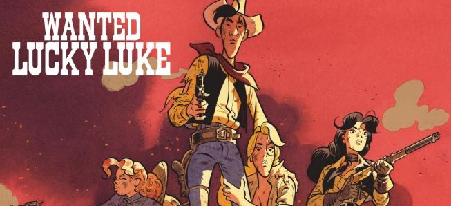 50 000 $ pour Lucky Luke vivant, prêt à devenir chasseur de prime ?
