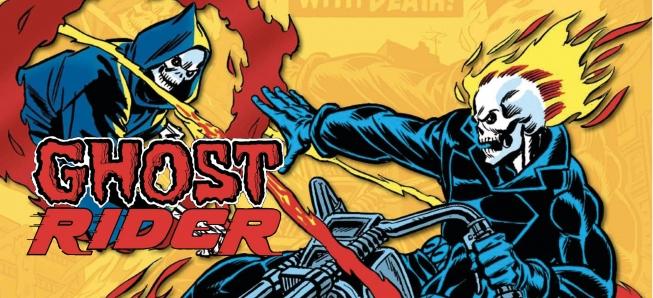 Redécouvrez Ghost Rider, anti-héros des années 1970