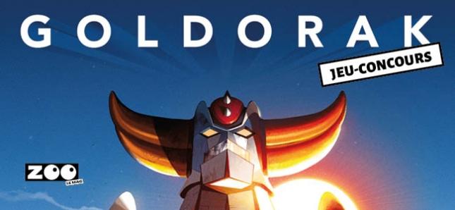 Le Grand retour de Goldorak !