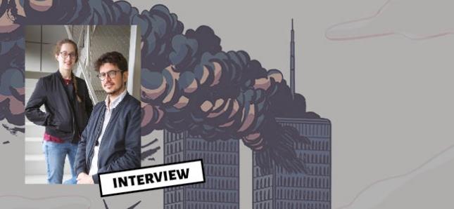 L'attaque kamikaze du 11 septembre 2001...