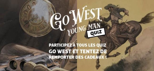 Tentez votre chance avec le nouvel album de Go West.