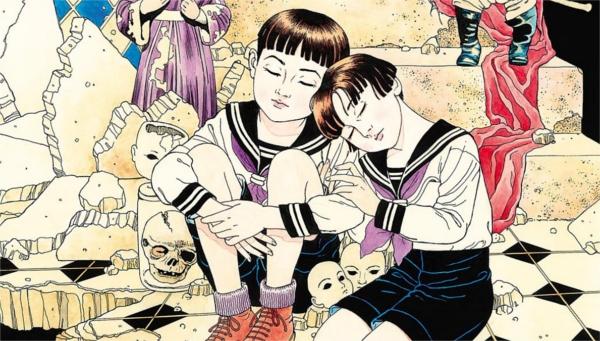 Tomino et Katan, des jumeaux télépathes