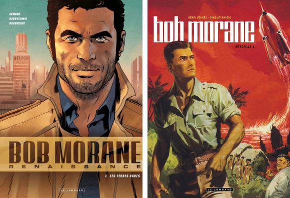 Bob Morane en BD