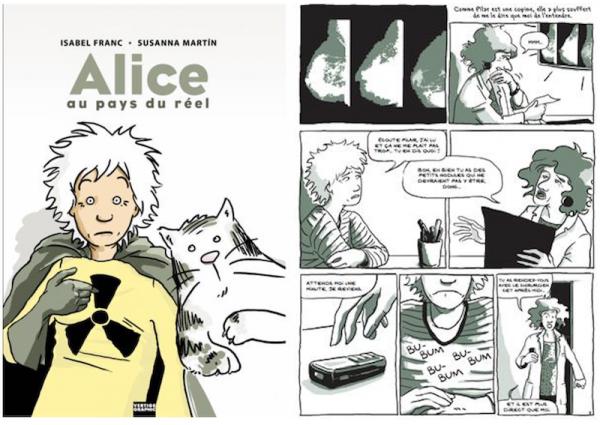 Alice au pays du réel