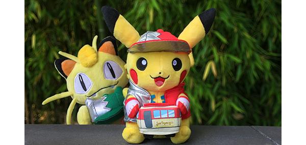 Image prise à l'occasion du dernier tournoi mondial Pokémon à San Francisco.