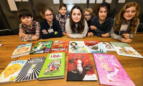 Le jury du Fauve jeunesse 2018
