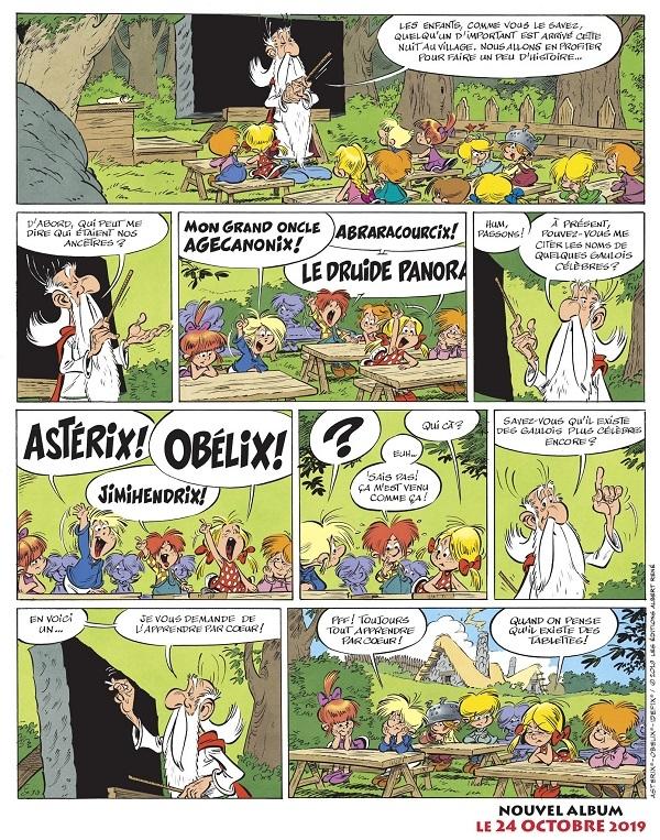 Astérix et Obélix : La fille de Vercingétorix - Extrait