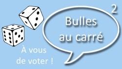 Logo du concours Bulle au Carré
