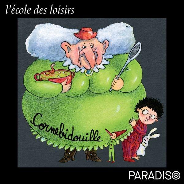 Le podcast de Cornebidouille est disponible sur ApplePodcast et Pocket Casts