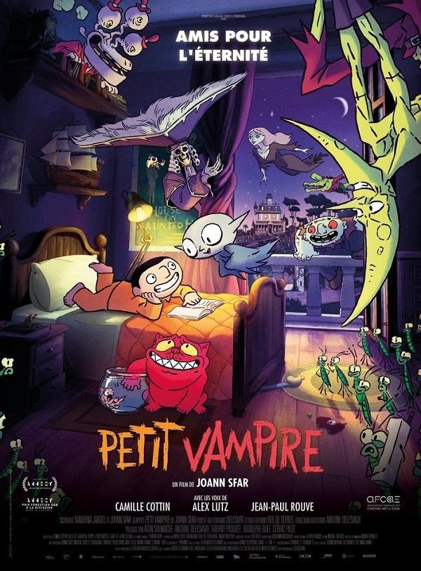 Le Petit Vampire sur les grands écrans