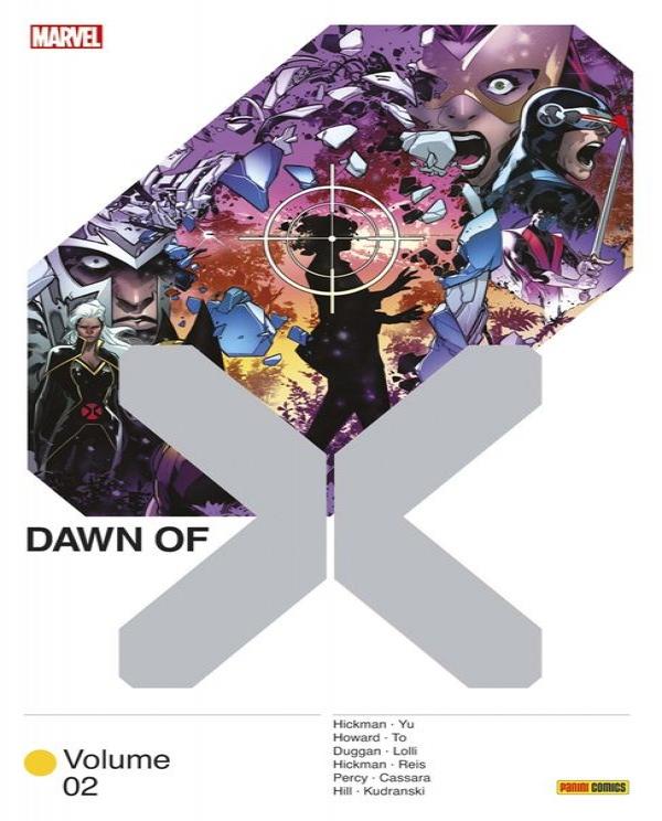 Qui est la silhouette dans le viseur? Réponse dans le deuxième numéro de Dawn of X