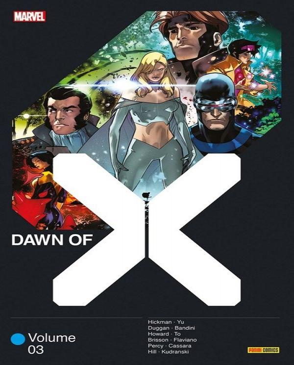 Le dernier volume de Dawn of X