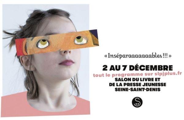 Du 2 au 7 décembre 2020, participez à l'édition spéciale 36e Salon du livre et de la presse jeunesse en Seine-Saint-Denis