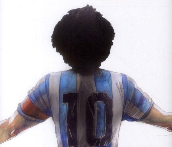« Moi, je cours, moi, je lutte, mais surtout je dialogue avec le ballon pour amuser les personnes » - Diego Maradona