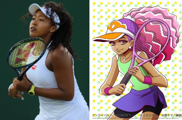 Une figure du tennis qui s'apprête à conquérir le monde de la fiction