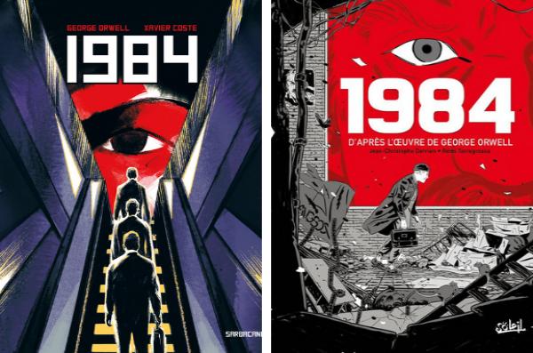 Le roman 1984 a été écrit en 1948
