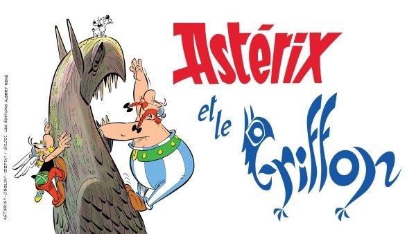 Astérix et Obélix partiront à la recherche du griffon
