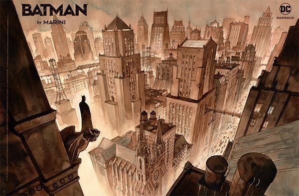 Batman par Marini
