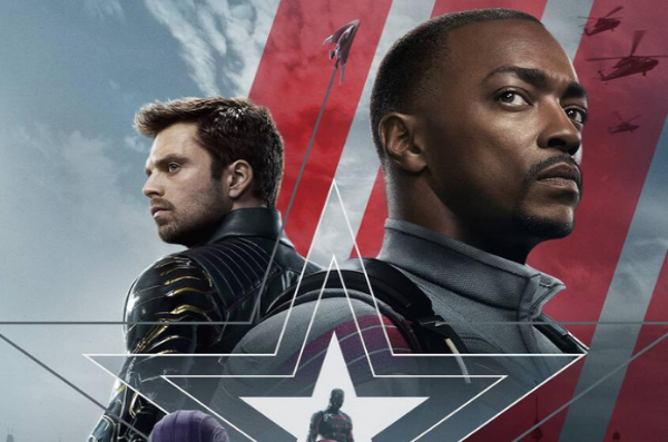 La série Falcon and The Winter Soldier est un succès sur Disney