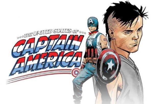 Un nouveau Captain America pour le Pride Month