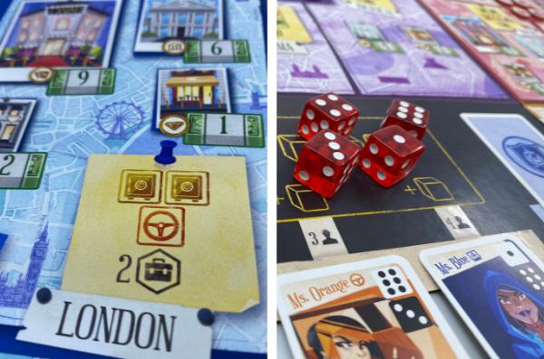 de casinos, de banques, de bijouteries aux 4 coins du jeu