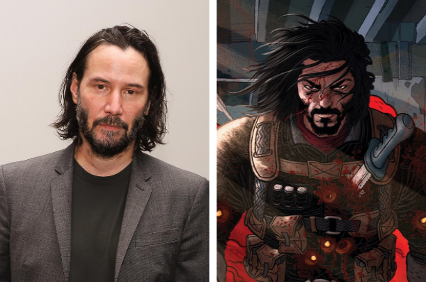 Keanu Reeves, l' homme aux multiples talents