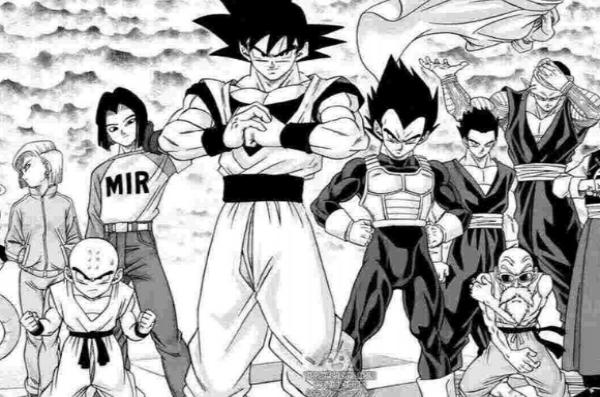 Dragon Ball est un manga de référence toujours d'actualité