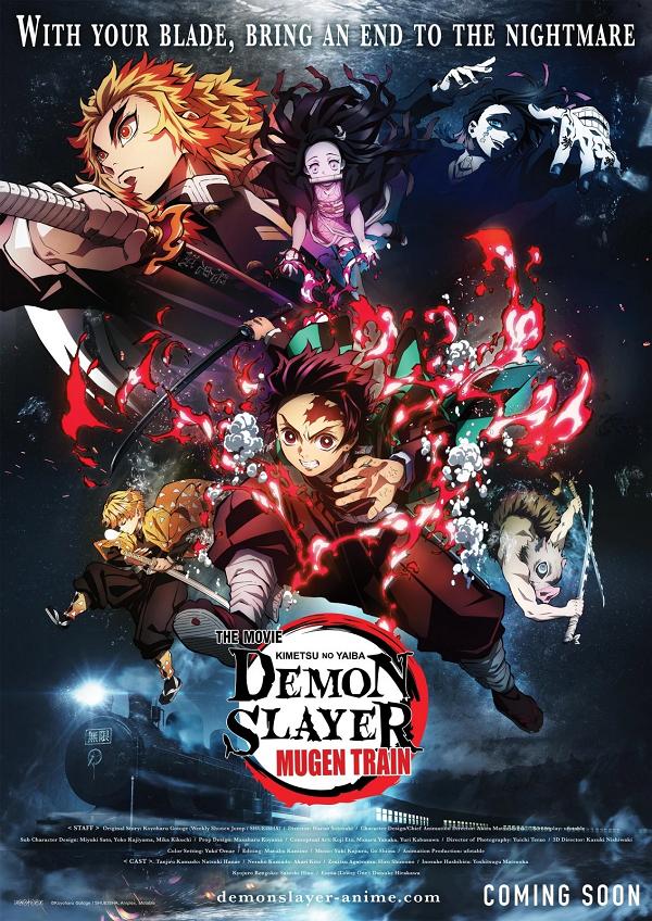 Demon Slayer Le Train de l'Infini s'annonce déjà comme un énorme succès au Japon