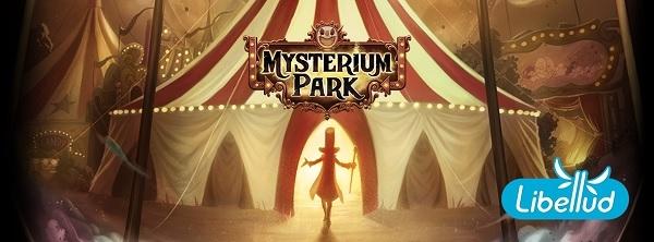 Mysterium Park, Ses barbes à papa, son cirque et ses sombres secrets...