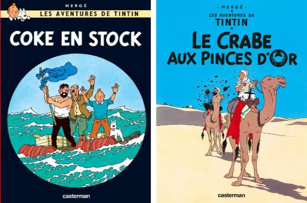 Pour sa première apparition dans les aventures de Tintin, le capitaine était complètement soûl