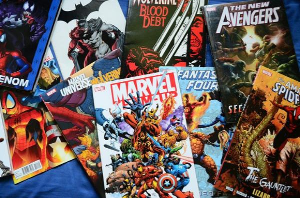 Les fans de comics ont profiter de leur temps libre pour se consacrer à leur passion