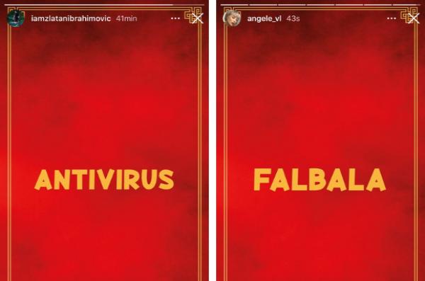 Angèle et Zlatan Ibrahimovic sont des célébrités surprises du casting