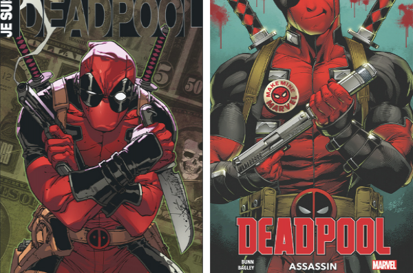 Panini Comics célèbre les 30 ans de Deadpool