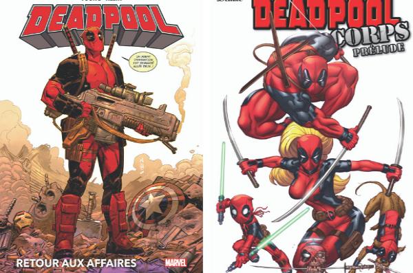 Deadpool apparaît pour la première fois dans The New Mutants #98 en février 1991