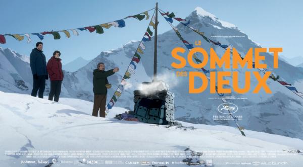 Le long métrage Le sommet des dieux est réalisé par Patrick Imbert